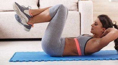 Por qué hacer demasiadas abdominales puede no ser buena idea